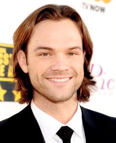 Jared at the Critics' Choice Awards 2014 #CCAs #JaredPadalecki