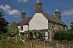 Shabby and Charme: English style..un favoloso cottage nel Galles