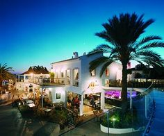 Will be partying here tomorrow night for day 1 of mum's hen do! Monty's, Vale de Lobo Praca, Portugal