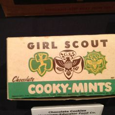 Vintage cooky mints