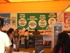 Feria de turismo 2012