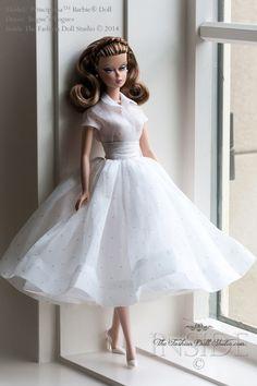 Principessa Redressed White Gown