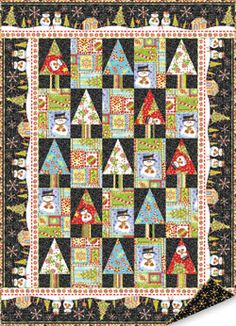 Shop   Category: Kits   Product: 12 Days of Christmas Quilt Kit ... : holiday quilt kits - Adamdwight.com