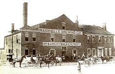 1880 Nashville Brewing Company