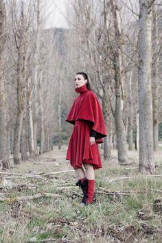 Ioanna Kourbela AW14 Collection - The Greek Foundation