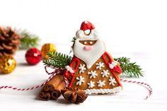 Ciasteczkowe Mikołaje