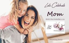 Mother's Day Gift Card Promotion - This Mother's Day show Mom how much she means to you with a Gift of relaxation always the perfect - Mother's Day Gift Card, Gift Card Promotions, Garage Design, Free Gift Cards, Magnolia Homes, Lets Celebrate, Most Beautiful Pictures, Mom, Celebrities