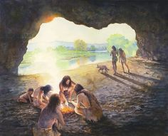 Neanderthal Tribe - Rob Wood