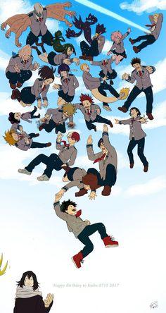 Boku No Hero Academia Funny, My Hero Academia Shouto, My Hero Academia Episodes, Hero Academia Characters, Hero Wallpaper, Cute Anime Wallpaper, I Love Anime, Anime Guys, Animes Wallpapers