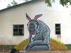 artist: Broken Crow  location: The Gambia