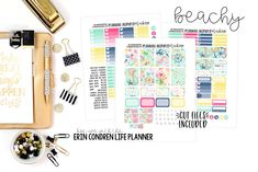 Hey ya'll! I have a new free weekly kit for you to download & print for your planner! I have had a lot of fun whipping up Summer sticker kits this week, so I have this freebie to share, as well as two new kits that are available in the Printable Sticker Membership. This post ... Read More about  Printable Planner Stickers Freebie – Beachy Weekly Kit