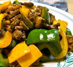 Marlene Koch Spicy Orange Beef