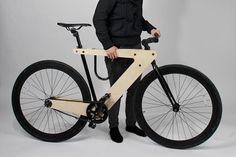 Plywood Bike Studio / #397