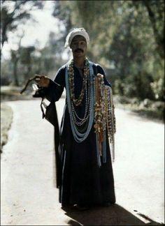1920年ごろのエジプトを撮影した貴重なカラー写真46枚 - DNA