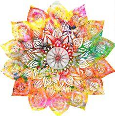 coloriage-adulte-anti-stress-62 #mandala #coloriage #adulte via dessin2mandala.com