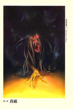 overlord - shalltear - monster - manga art