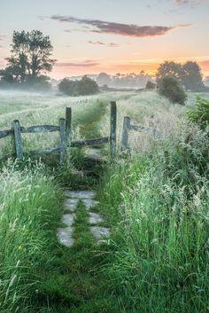 Stunning vibrant Summer sunrise over English countryside landscape Stunning vibrant Summer sunrise over English countryside landscape Beautiful World, Beautiful Places, Beautiful Pictures, Country Life, Country Roads, Country Walk, Country Living, Landscape Photography, Nature Photography