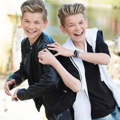 "Marcus Gunnarsen and Martinus Gunnarsen (born in Trofors, Norway on 21 February 2002), better known as Marcus & Martinus are two identical Norwegian twin brothers. In 2012 they won the eleventh season of Melodi Grand Prix Junior.  They are very popular across Europe and all over in Norway. They hit the peak of their career with their song ""Girls"" featuring MadCon which was an international success and got them publicity all over the world and more people acknowledged them."