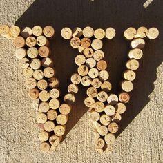 wine corks wedding guest ideas