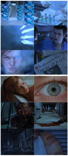 Zombie Movies  ... Resident Evil
