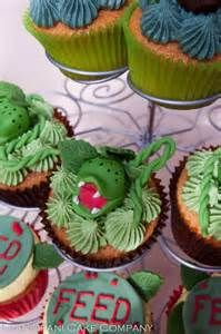 LITTLE SHOP OF horror CUP CAKE - Yahoo Image Search Results