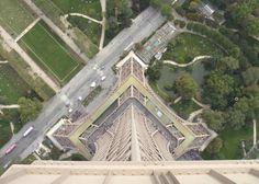 Vistas desde las alturas de la torre Eiffel. (iStock)