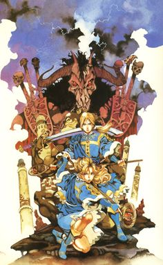 Fantasy Art Works by Akihiro Yamada Old Anime, Anime Manga, Character Art, Character Design, Character Sheet, Cg Art, Inspirational Artwork, Character Illustration, Fantasy Illustration