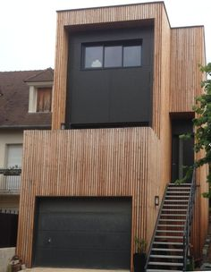 Architecture bois Aquitaine - Construction maison bois Ile-de-France - Constructeur maison bois Aquitaine