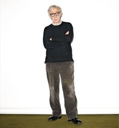 How Woody Allen Sees It by Charles McGrath - Wall Street Journal Magazine