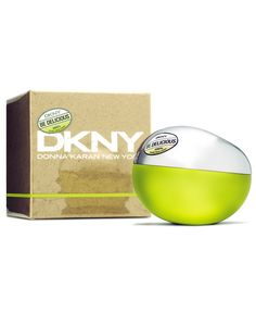 DKNY Be Delicious for Women Perfume Collection | The new succulent scent from New York. A city ripe with possibilities. DKNY Be Delicious invites you to take a bite out of life. The first seduction - It''s worn by her, lusted after by him. Innocent, sexy, wholesome, provocative. Raw in its sensuality, friendly in its spirit. A scrumptious, tempting sesation to touch, smell, share, and call your own.