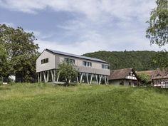 Hemishofen House,© Andrin Winteler - bürobureau