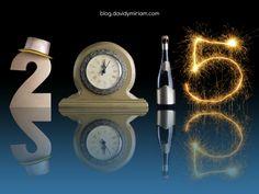 FELIZ 2015 a tod@s!! #davidymiriam #2015  blog.davidymiriam.com