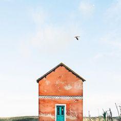 Lonely House Project photography series Manuel Pita aka Sejkko