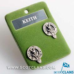 Keith Clan Crest Cuf