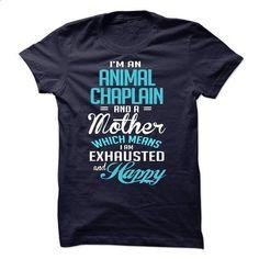 I Am An Animal chaplain - teeshirt dress #dress shirts for men #linen shirts