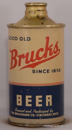 Brucks, Cincinnati