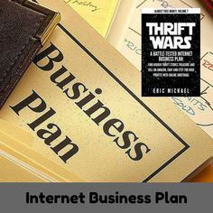Thrift Wars offers a unique combination of the most important tips for building a profitable online home business. A Battle-Tested internet business plan for you this New year.  Order here http://amzn.to/2e0DeHK   #bookreaders #usabookstore #amazonusa #companys #concerns #customerfeedbacks #customerfeed #thriftsale #useditems #yardsales #stressbusters #goalsachiever #10dollars
