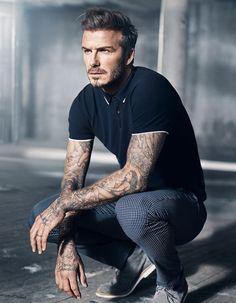 https://de.pinterest.com/pippislangstrum/ David Beckham