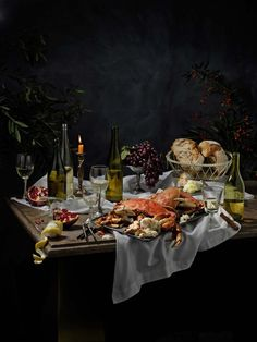 Dutch Masters Inspired Still Life on the Behance Network