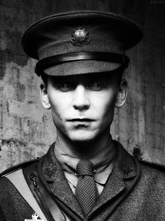 Tom Hiddleston in War Horse <<< This picture is perfection