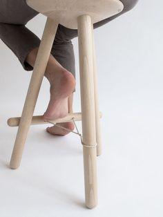 Tubabu stool
