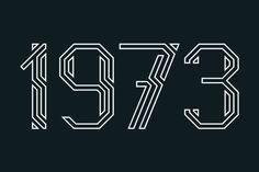 Naga - Naga is Hans van Maanen's original creation of art deco shapes interected with intricate mazes of wh. Types Of Lettering, Lettering Design, Logo Design, Type Design, Police Logo, Great Fonts, Branding, Design Graphique, 3d Prints
