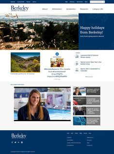 30 University and College Websites Inspiration College Website, University Website, Ed Design, Best Web Design, Web Layout, Design Layouts, Government Website, Digital Web, University Of Southern California