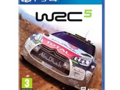 WRC 5 World Rally Championship PS4 Game Was £22.99 | Now £19.54 – Save £3.45 http://tidd.ly/5b87c12f
