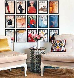 Carteles vintage de VogueVintage posters by Vogue