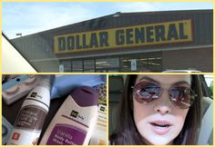 Another Dollar Store Beauty Adventure!