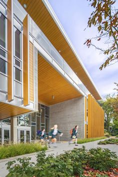 York House Senior School / Acton Ostry Architects