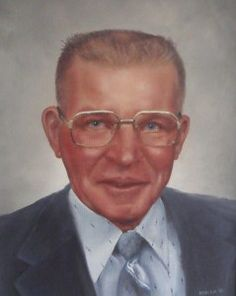 Another of my father's brothers. He was commissioned for his wife by her family for Christmas one year. Oil on canvas.