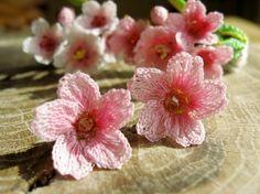 桜 ピアス