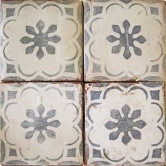 Maghreb 6- terracotta tile- Tabarka Studio